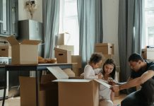 Insurance and Moving House
