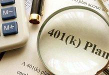401k Account