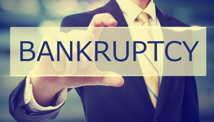 Facing Bankruptcy