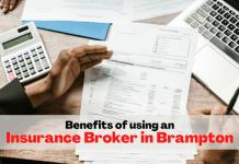 Insurance broker Brampton